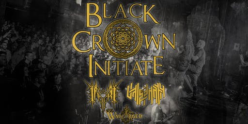 Black Crown Initiate with Inferi, Vale of Pnath & Warforged