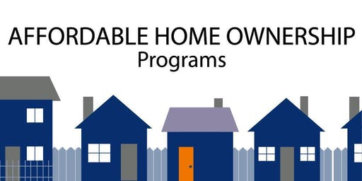 FREE Homebuyer Assistance Workshop-Down Payment Assistance and More!