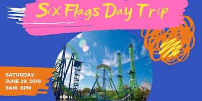 Boston YBP Six Flags Day Trip