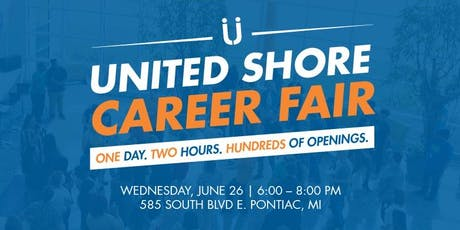 United Shore Career Fair tickets
