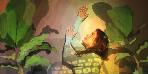 FernFest 2019 Workshop: Light Projection Puppetry with Julie Gennai
