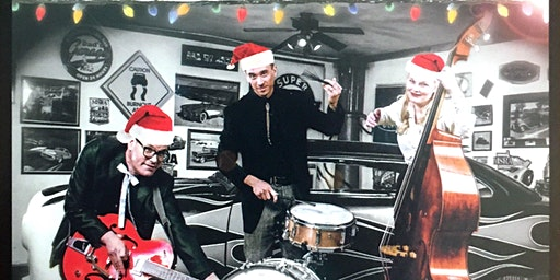 Have A Merry 50s Christmas With The Holy Rocka Rollaz!  2pm Matinee