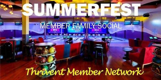 Summerfest - Thrivent Bowling Night at Big Al's! (Portland)