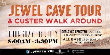 EAFB - Jewel Cave Tour tickets