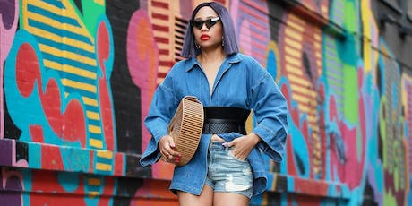 Photo walk with Buttercup (Fashion blogger) tickets