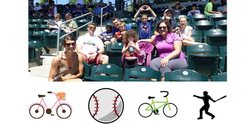 Ride to Bike Day with the Eugene Emeralds!
