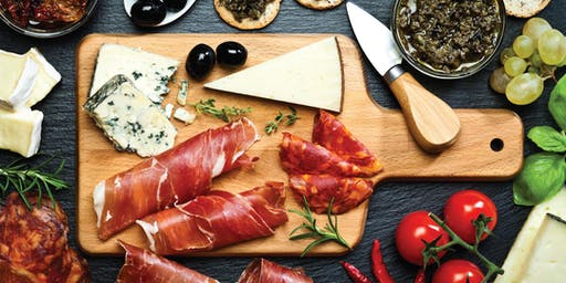Sharpen Your Knife Skills: The Charcuterie Board