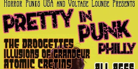 Pretty In Punk feat: The Droogettes tickets