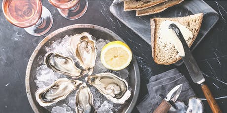Oysters & Wine tickets
