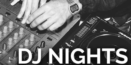 DJ Nights at OCG tickets