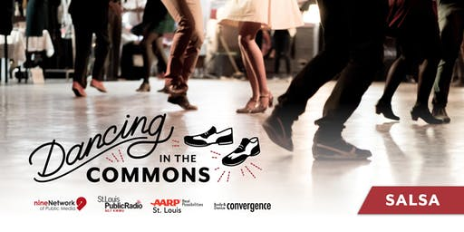 Dancing in the Commons | Salsa | July 2019