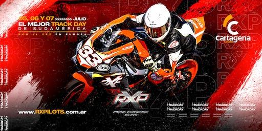 RXP 10ma Edición: Rodada/Track Day de Motos - Circuito de Cartagena, España