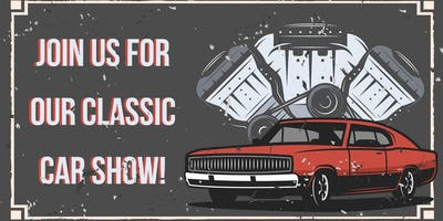 Clasic car show