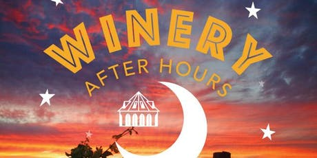 Winery After Hours Feat. Douglas Cameron tickets