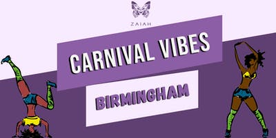 CARNIVAL VIBES Birmingham! Fun and Friendly Soca Dance Class!