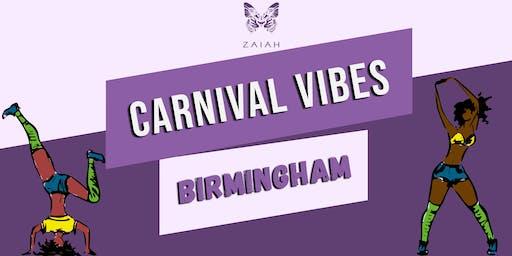 CARNIVAL VIBES Birmingham! Fun and Friendly Soca Dance Class!