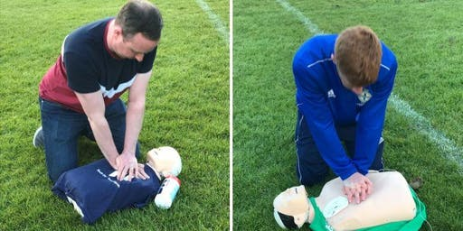 Sports First Aid Session
