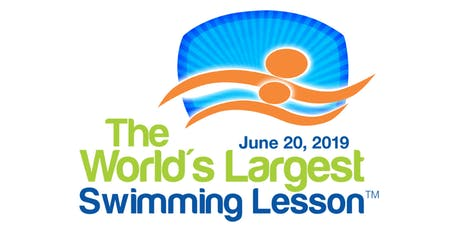 The World's Largest Swim Lesson tickets
