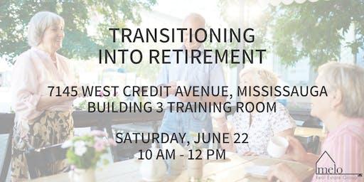 Transitioning Into Retirement Seminar