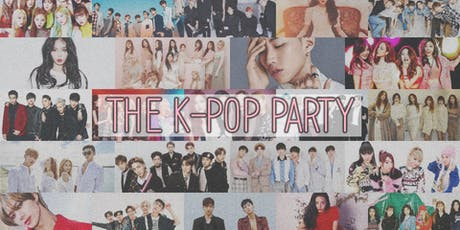 The K-Pop Party tickets