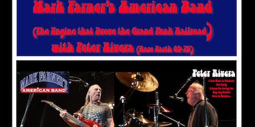 Mark Farner  with Peter Rivera - Dance Floor Closed