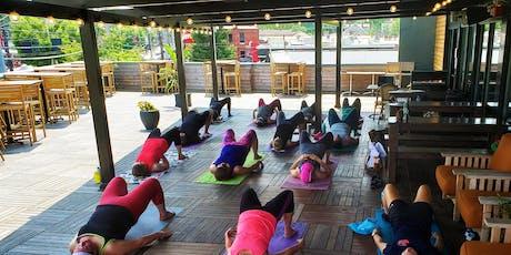 Yoga at Hopcat tickets