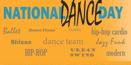 FitNOLA National Dance Day tickets