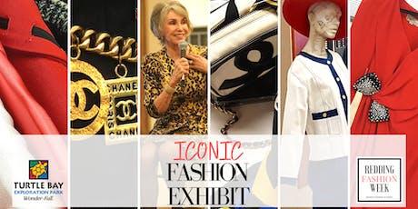 Iconic Fashion Exhibit tickets