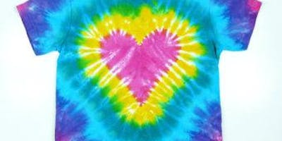 Tie Dye on the Lawn - Summer Reading Kickoff