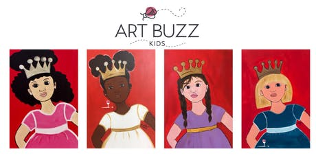 Wine & Design - Art Buzz Kids Painting in the Park Series - August 24 tickets