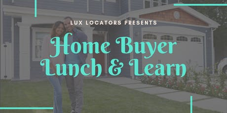 Home Buyer Lunch & Learn tickets