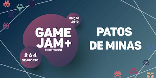 Game Jam + 2019 (Patos de Minas)