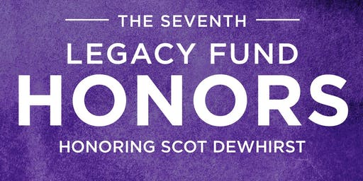 2019 Honors Event - The Legacy Fund