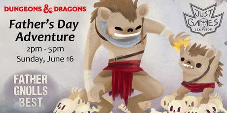 Father's Day D&D Adventure tickets