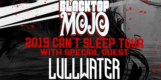 Blacktop Mojo with Lullwater at Spicoli's!
