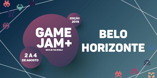 Game Jam + 2019 (Belo Horizonte)