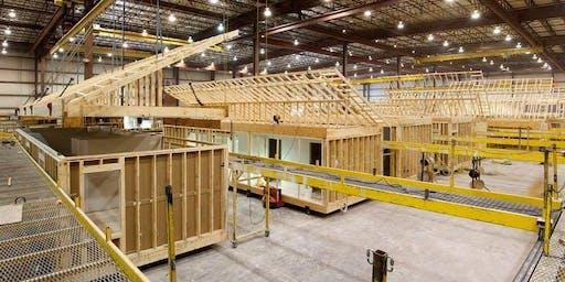 Seminar: Building Modular Renewable Energy Smart Homes - Oakland