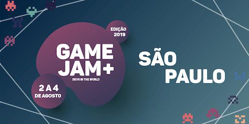 Game Jam + 2019 (São Paulo)