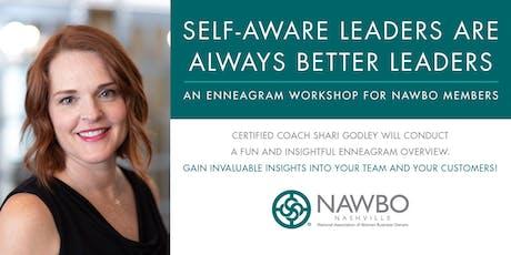 Enneagram for Leaders - Members Only Event  tickets