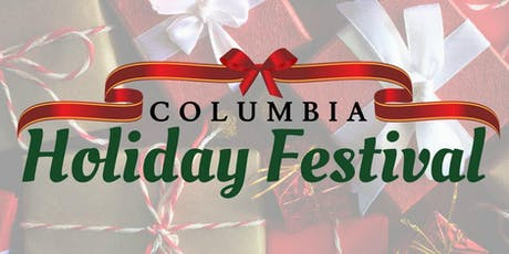 Columbia Holiday Festival - Saturday Session tickets