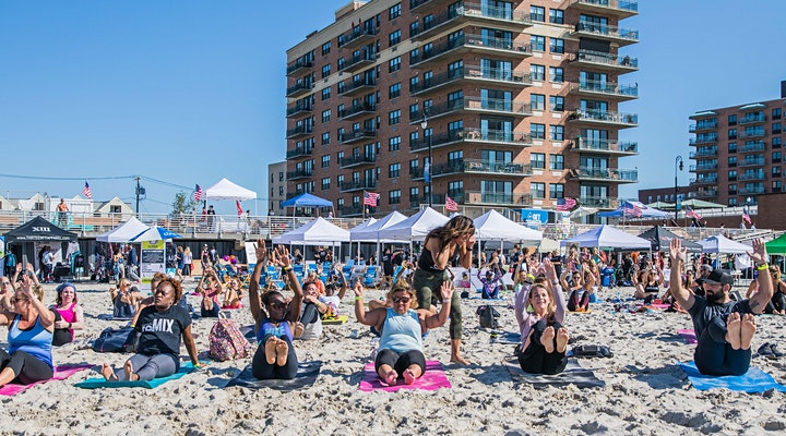 NY FIT FEST OCEANFRONT FITNESS AND WELLNESS FESTIVAL image
