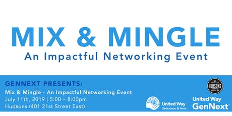 GenNext Presents: Mix & Mingle- An Impactful Networking Event tickets