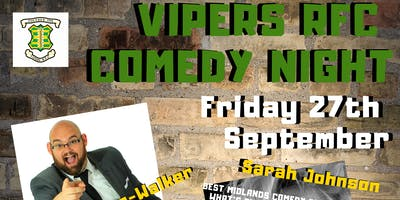 Vipers RFC Comedy Night