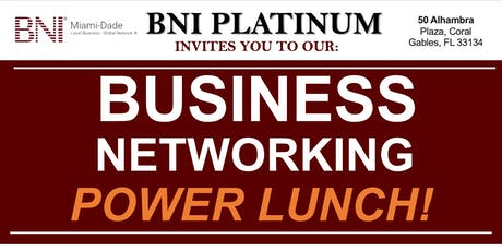 Growing Your Business -Through Networking   tickets