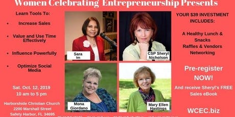Women Celebrating Entrepreneurship tickets