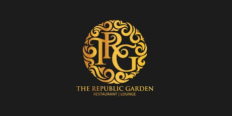 AFROTAINMENT SATURDAYS AT THE THE REPUBLIC GARDEN tickets