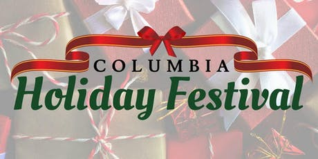 Columbia Holiday Festival - Sunday Session tickets