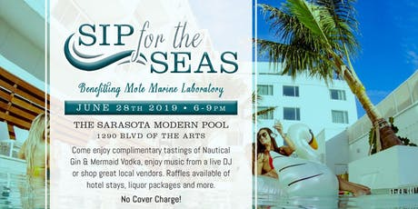 Sip for the Seas tickets
