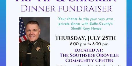 1st Annual Fundraiser Dinner tickets