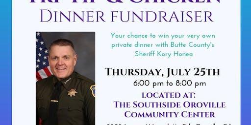 1st Annual Fundraiser Dinner